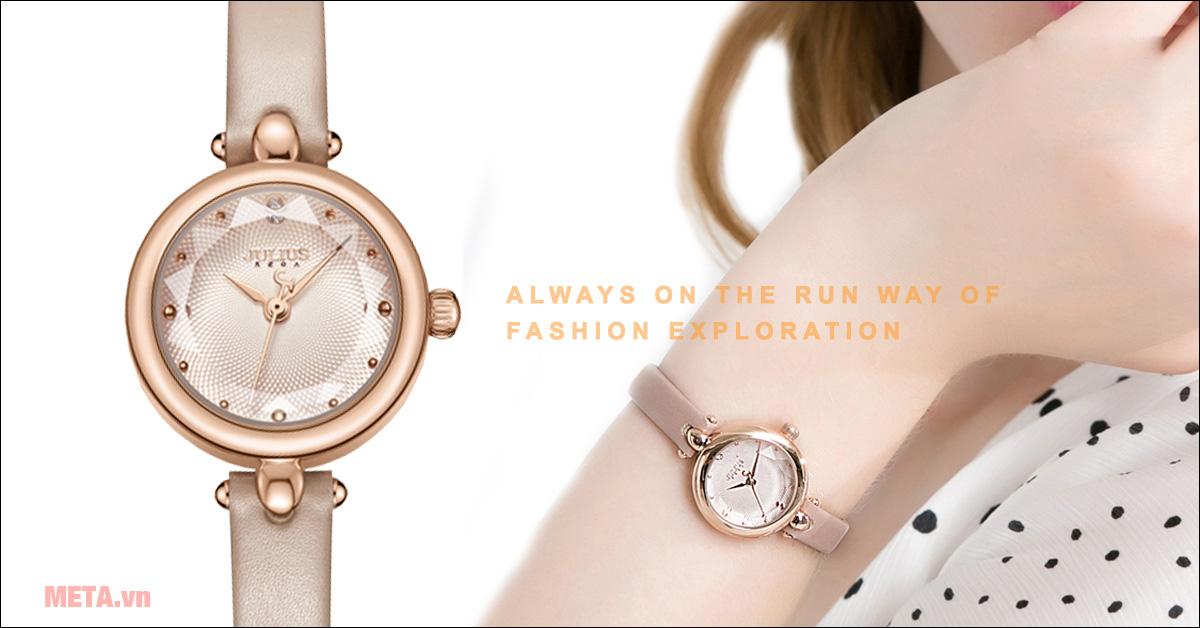 Đồng hồ Julius đến từ đâu? Vì sao lại được phụ nữ ưa chuộng?