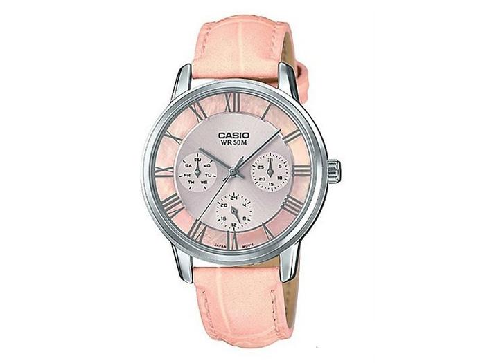 Đồng hồ nữ dây da Casio STANDARD LTP-E315L-4AV