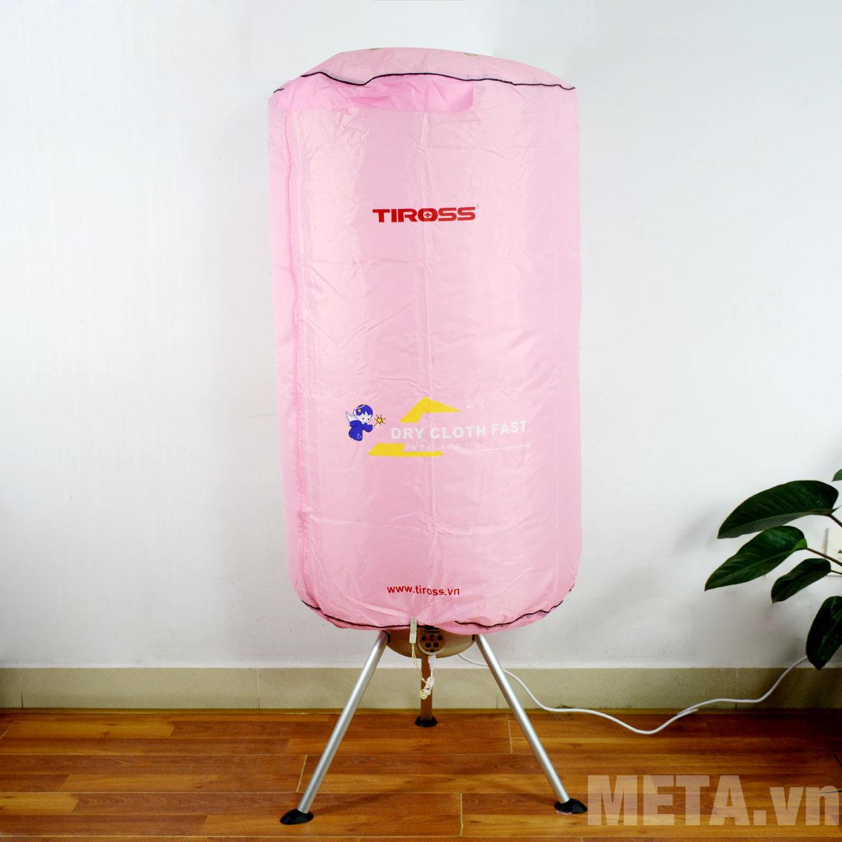 Hình ảnh máy sấy quần áo Tiross TS-881