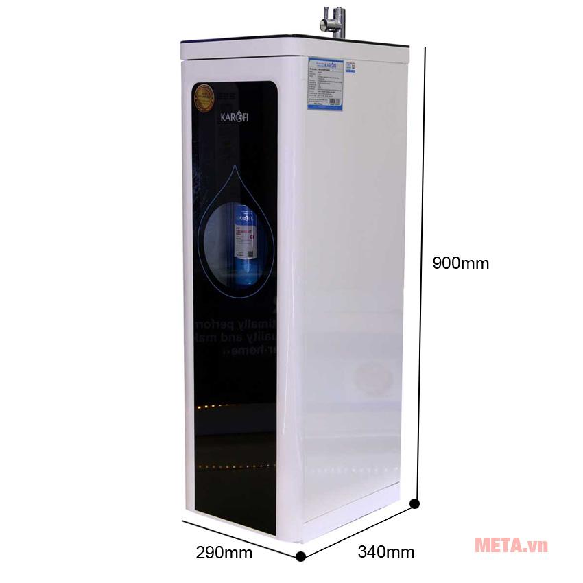Kích thước Máy lọc nước RO
