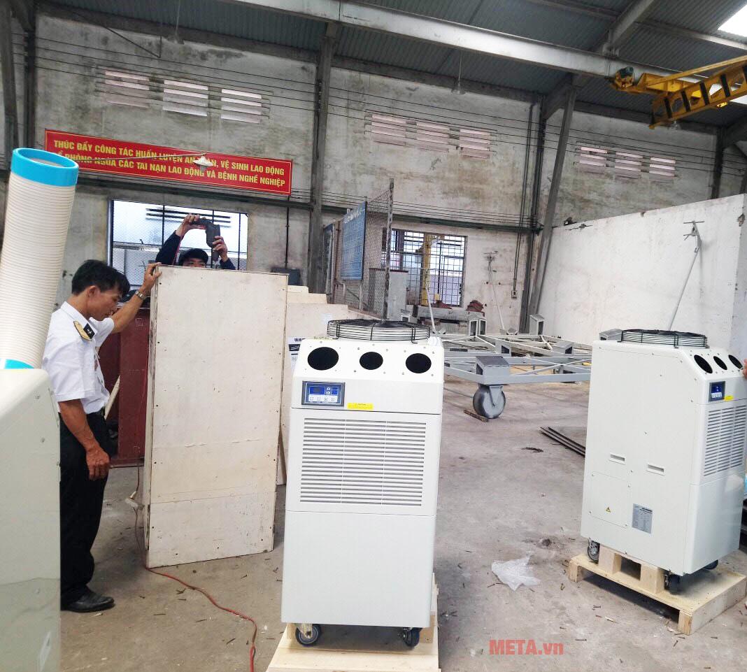Máy điều hòa không khí di động SAC-6500