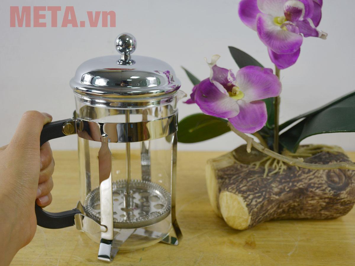 Hình ảnh bình pha cà phê kiểu Pháp
