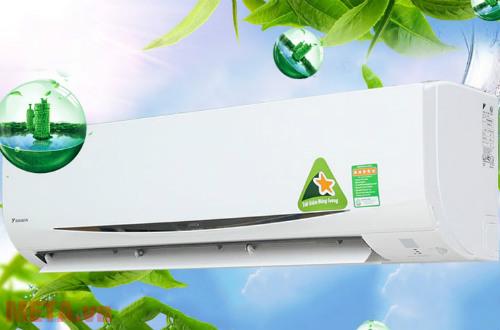 Điều hòa Daikin xua tan cái nóng mùa hè hiệu quả, tiết kiệm điện.