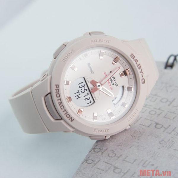 Baby-G BSA-B100-4A1DR