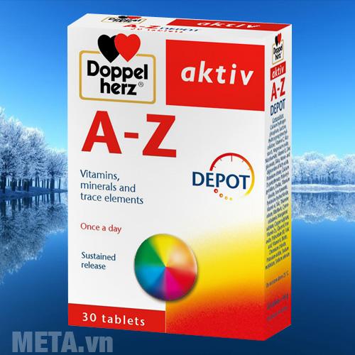 Doppelherz Aktiv A-Z Depot