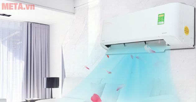 Điều hòa, máy lạnh hoạt động bình thường sẽ làm mát hiệu quả, dễ chịu trong mùa nóng.
