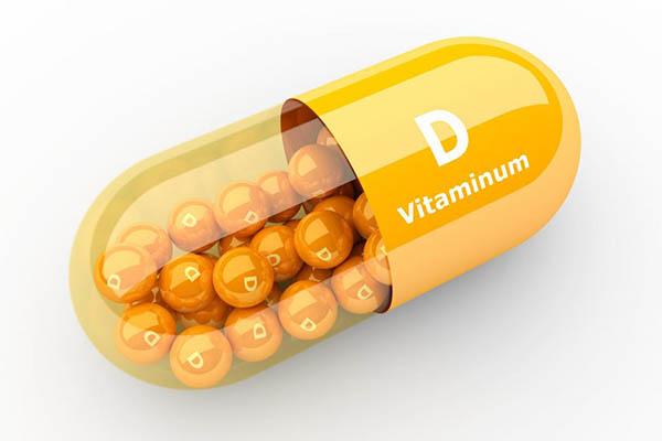 vitamin D cần thiết cho một làn da khỏe mạnh