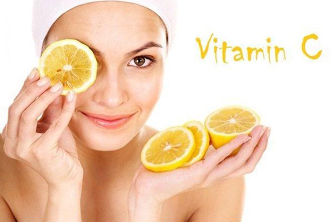 Vitamin C giúp làm đẹp da, ngăn ngừa lão hóa