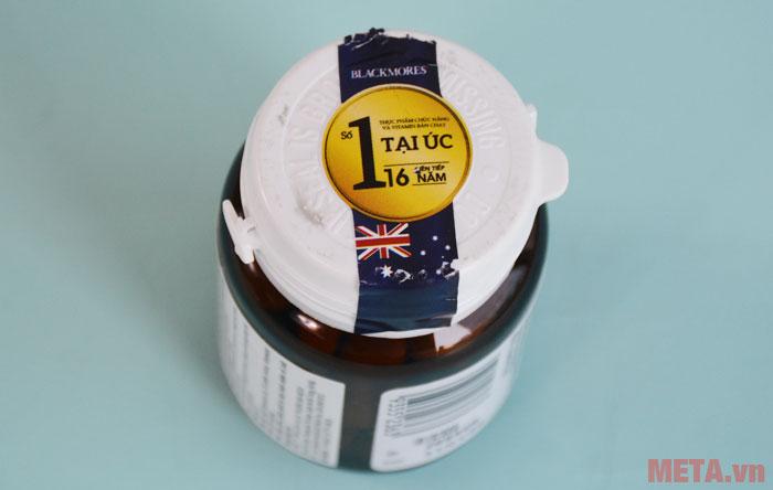 Blackmores là thương hiệu thực phẩm chức năng số 1 tại Úc