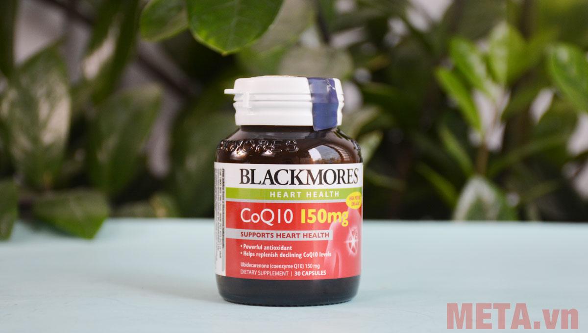 Hình ảnh viên uống Blackmores COQ10 150mg
