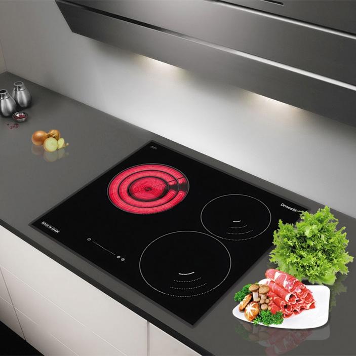 Hướng dẫn sử dụng bếp điện từ D'MESTIK