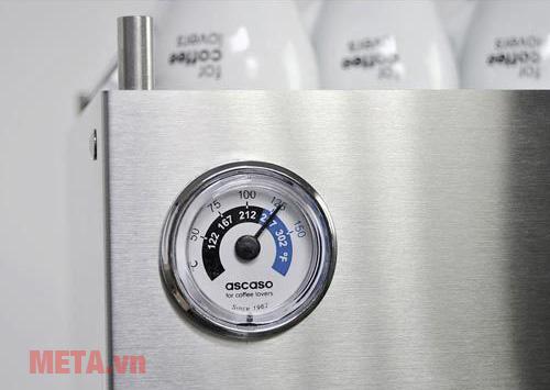 Đồng hồ áp suất máy pha cà phê