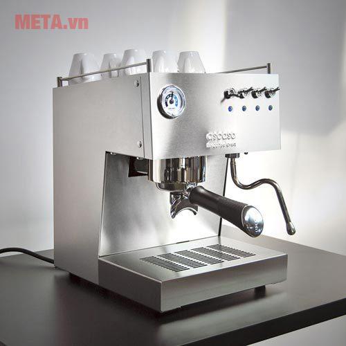 Máy pha cà phê có công suất pha lớn