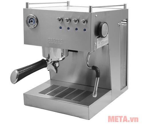 Máy pha cà phê thiết kế nhỏ gọn