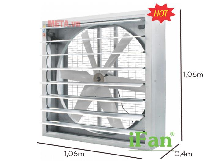 Quạt thông gió công nghiệp iFan 42A