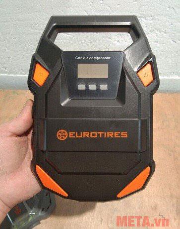 Hình ảnh bơm điện tử mini Eurotires XH-003