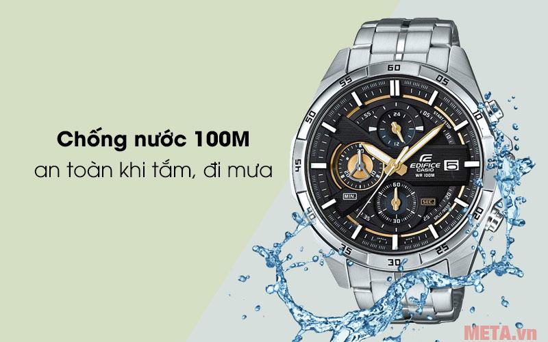 Chống nước 100m bạn có thể sử dụng để đi bơi