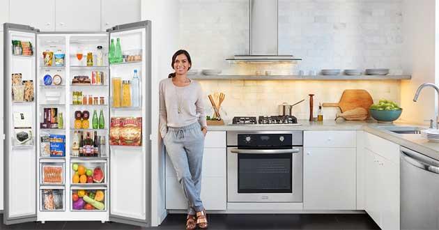 Tủ lạnh 4 cánh giá rẻ