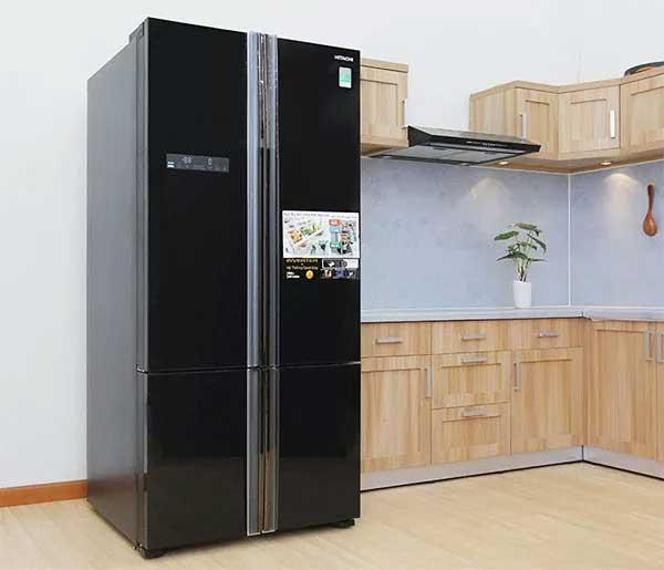 Tủ lạnh 4 cánh cao cấp