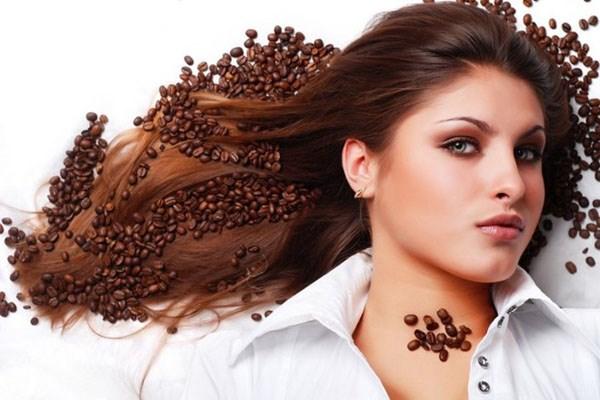 Cách nhuộm tóc đơn giản với cà phê