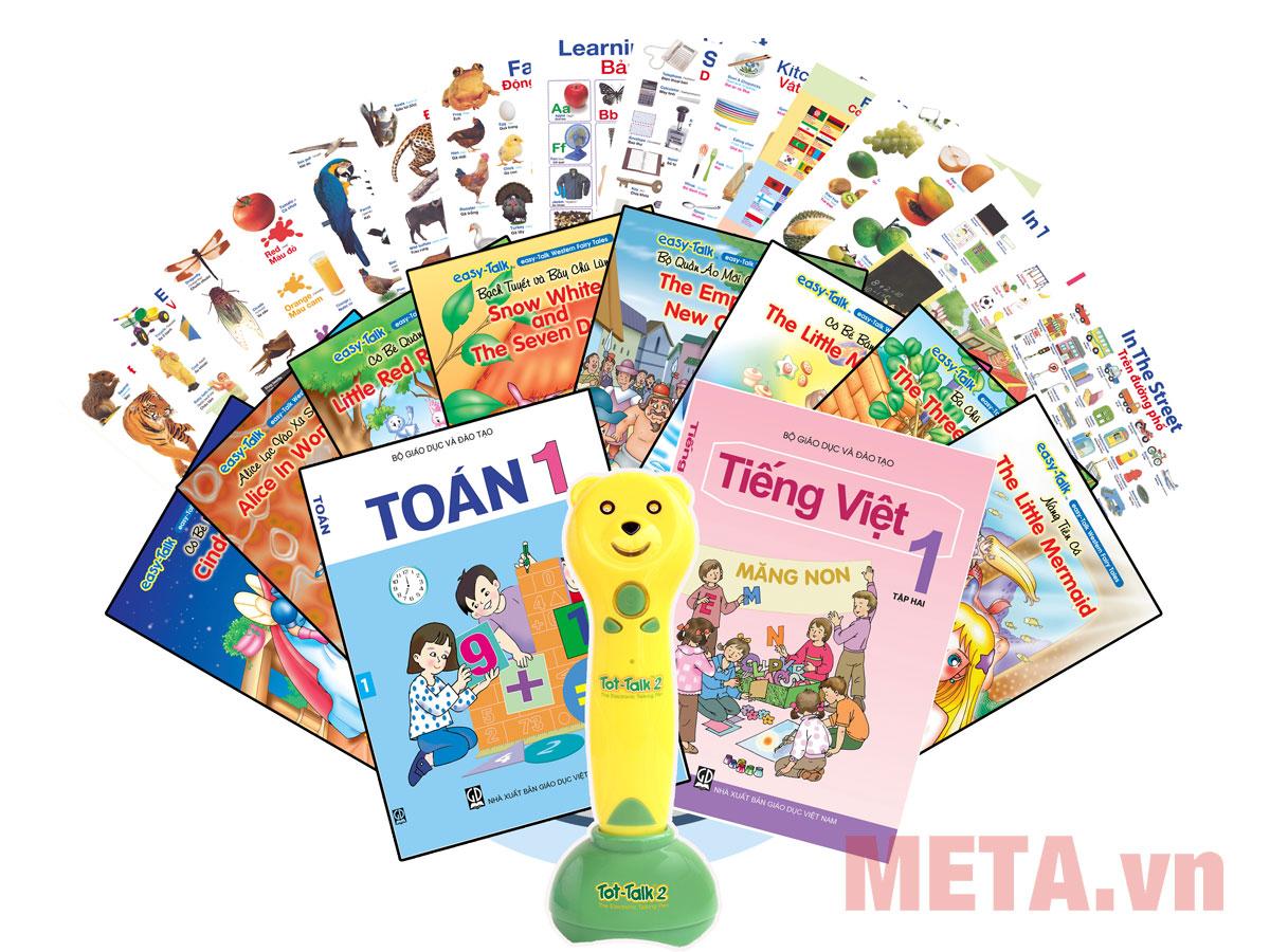 Bút học tiếng Việt