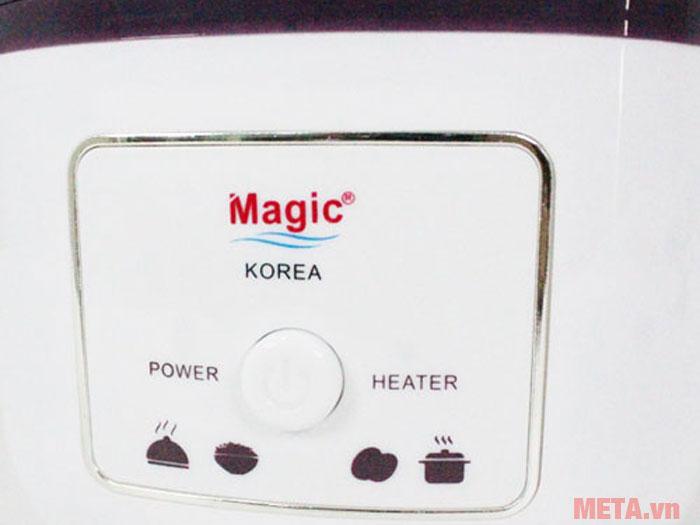Núm vặn diều chỉnh hộp cơm điện