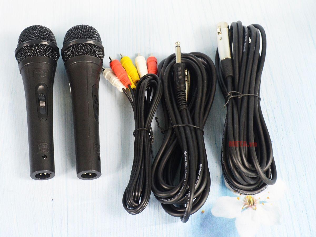 Đầu karaoke