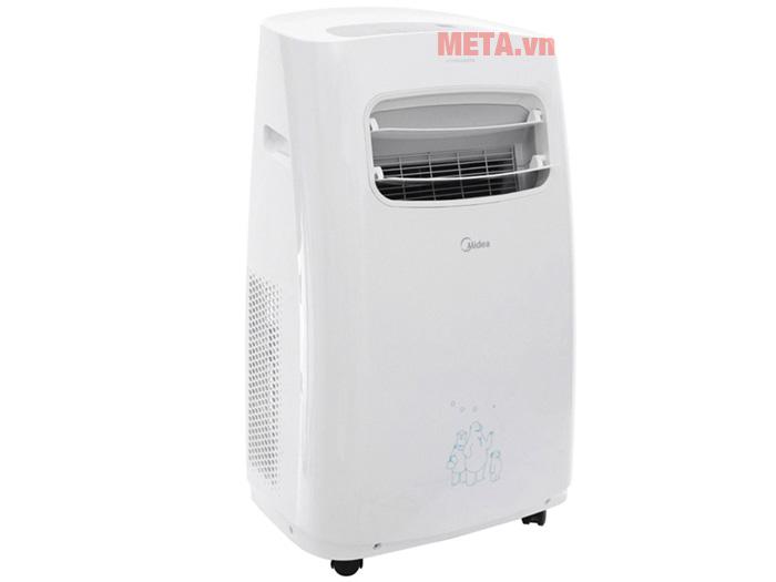 máy lạnh di động midea