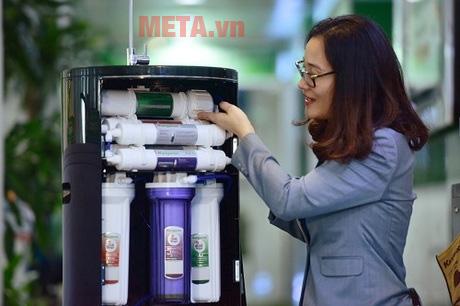 Review máy lọc nước Kangaroo Hydrogen KG100HC ra mắt tháng 3/2019