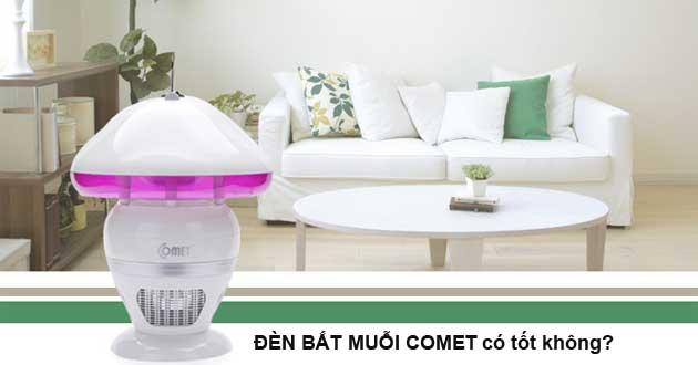 Đèn bắt muỗi Comet có tốt không