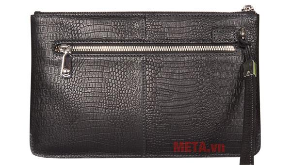 Các chi tiết của ví được thiết kế đẹp mắt