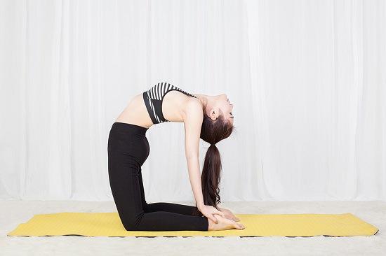 bài tập yoga nên thực hiện trong thời kỳ kinh nguyệt