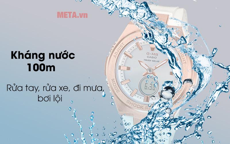 Đồng hồ nữ Baby-G MSG