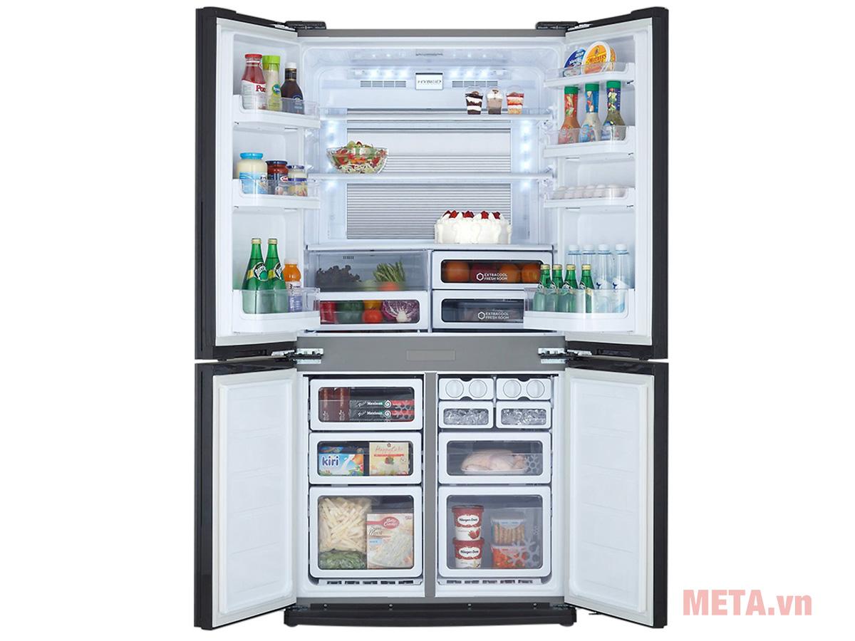 Tủ lạnh 4 cánh