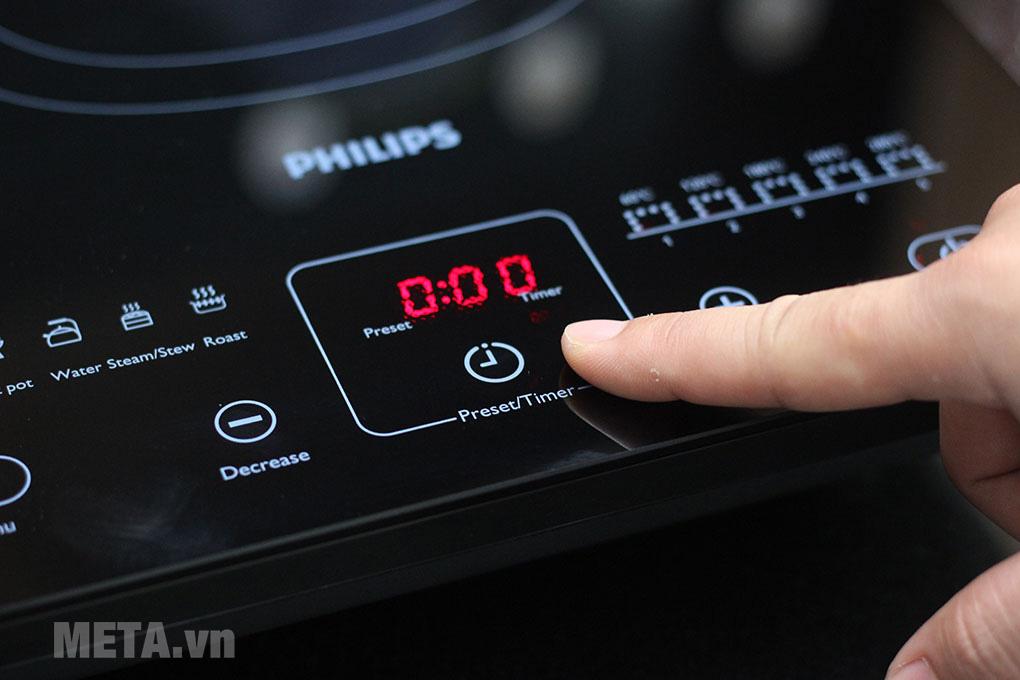 Bếp điện từ Philips