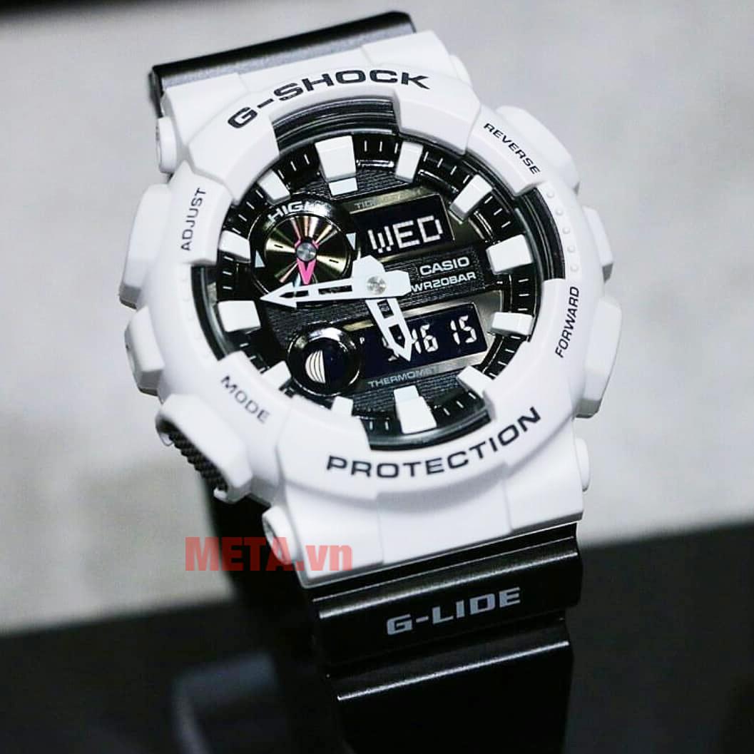 Đồng hồ nam G-shock trắng