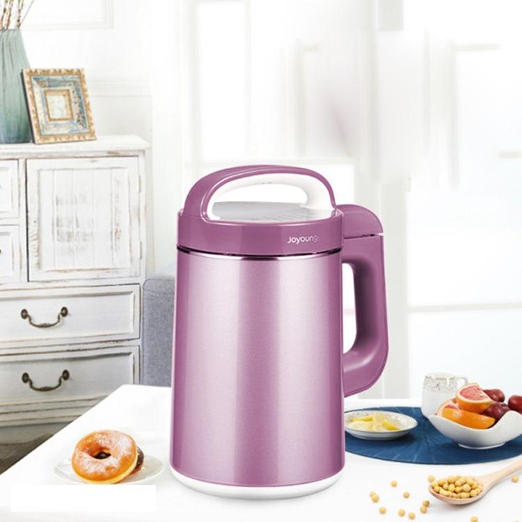 Máy làm sữa đậu nành Joyoung DJ12C-A903SG hoạt động êm ái, cách nhiệt chống bỏng an toàn.