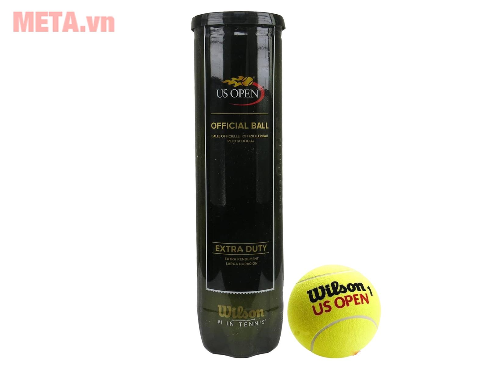 Bóng tennis Wilson US Open 4 ball