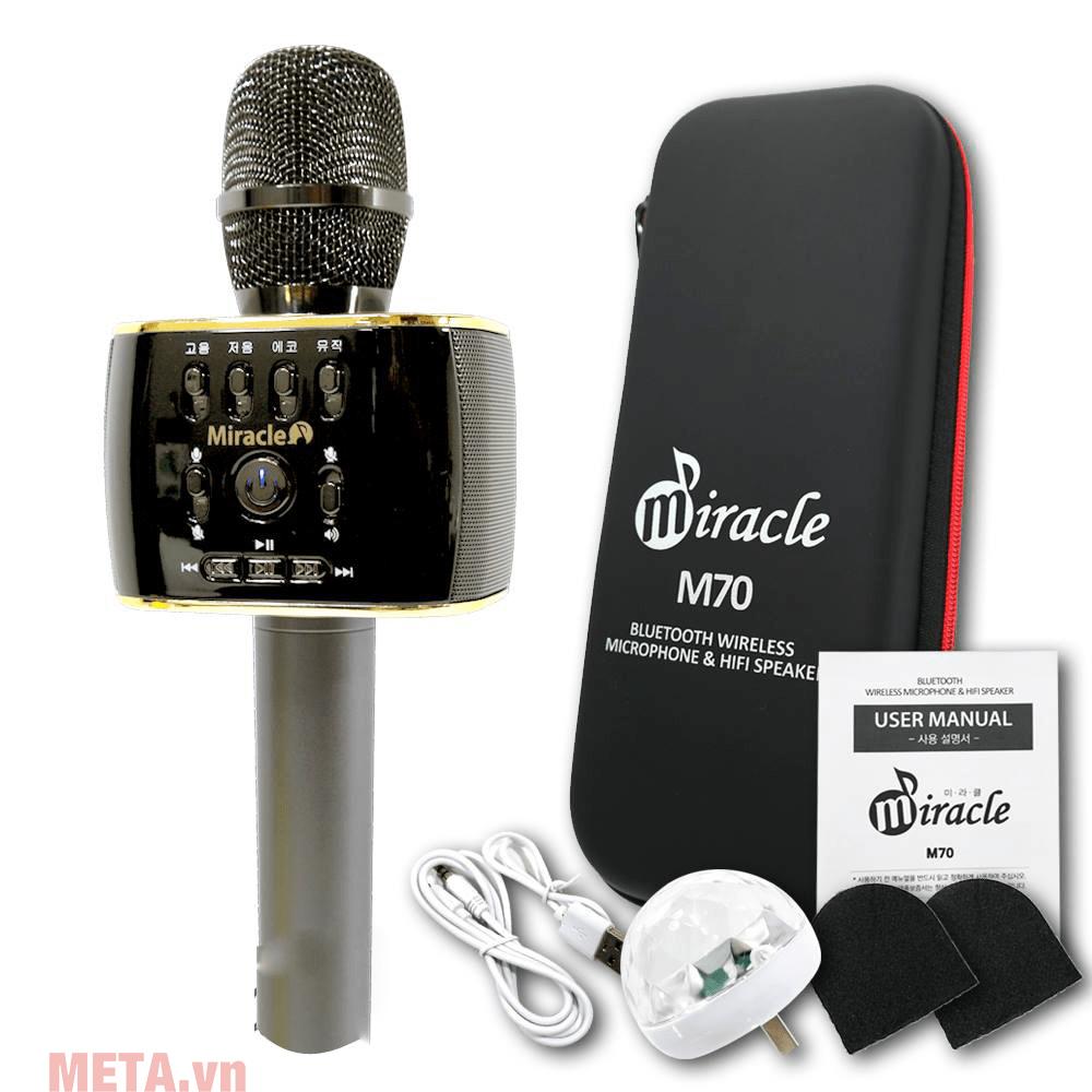Micro karaoke Miracle