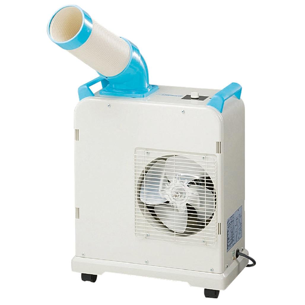 Máy lạnh mini di động Nakatomi có vòi lạnh độc đáo.
