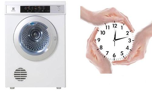 Máy sấy quần áo Electrolux EDS 7552 - 7.5 kg