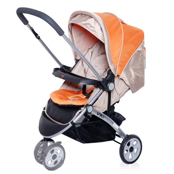 Xe đẩy em bé cao cấp Babylove BL308