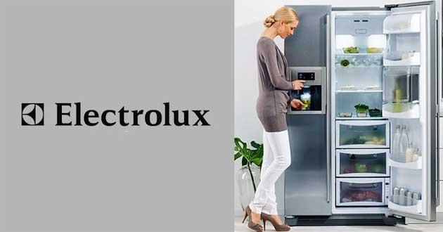 Tủ lạnh Electrolux của nước nào