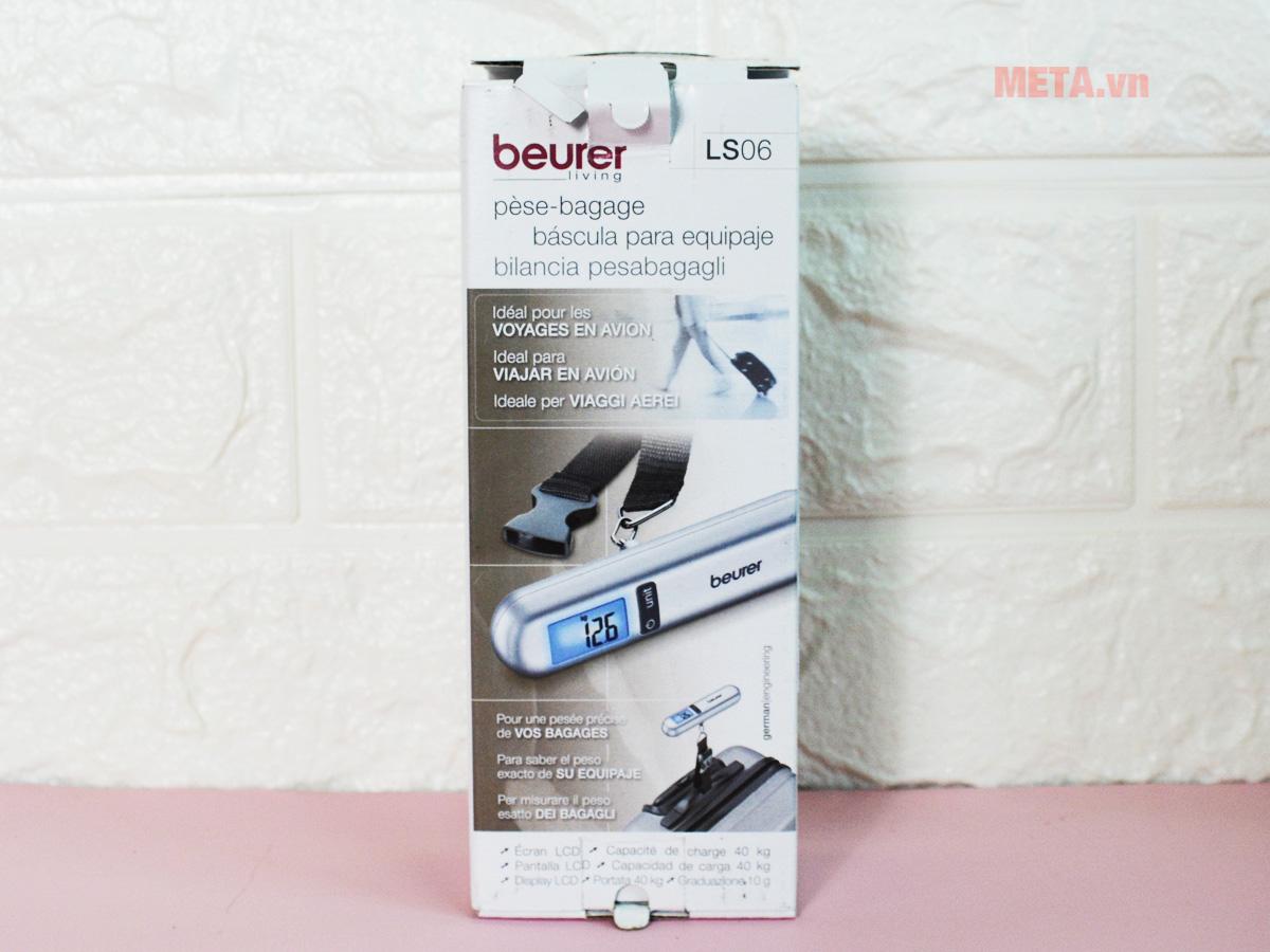 Cân hành lý Beurer LS06