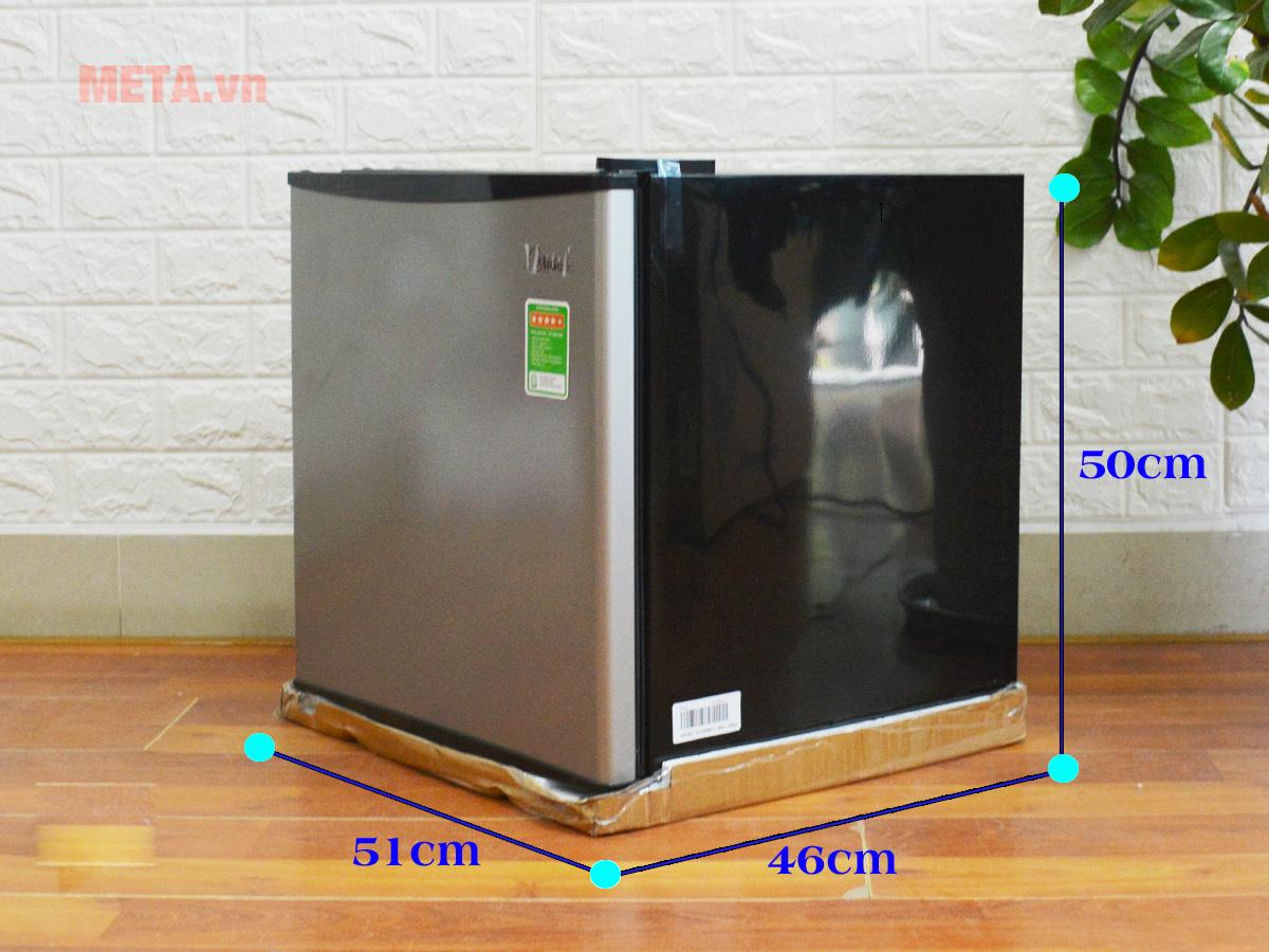 Tủ lạnh Midea HS/HF-65Sn/TTY 50 lít