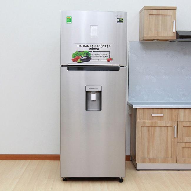 Tủ lạnh Samsung Digital Inverter RT46K6836SL/SV (451 lít)