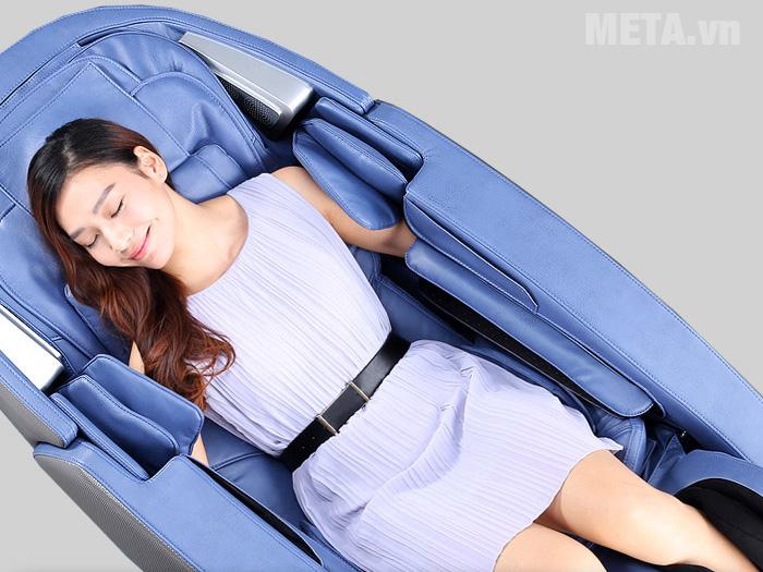 Ghế massage cho bạn cảm giác thoải mái