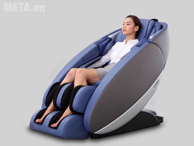 Chế độ massage chân không trọng lực