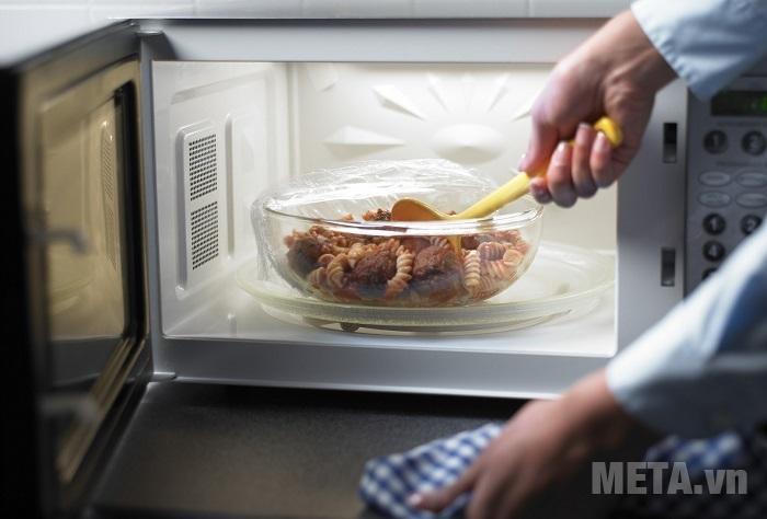 Lò nướng rã đông được không