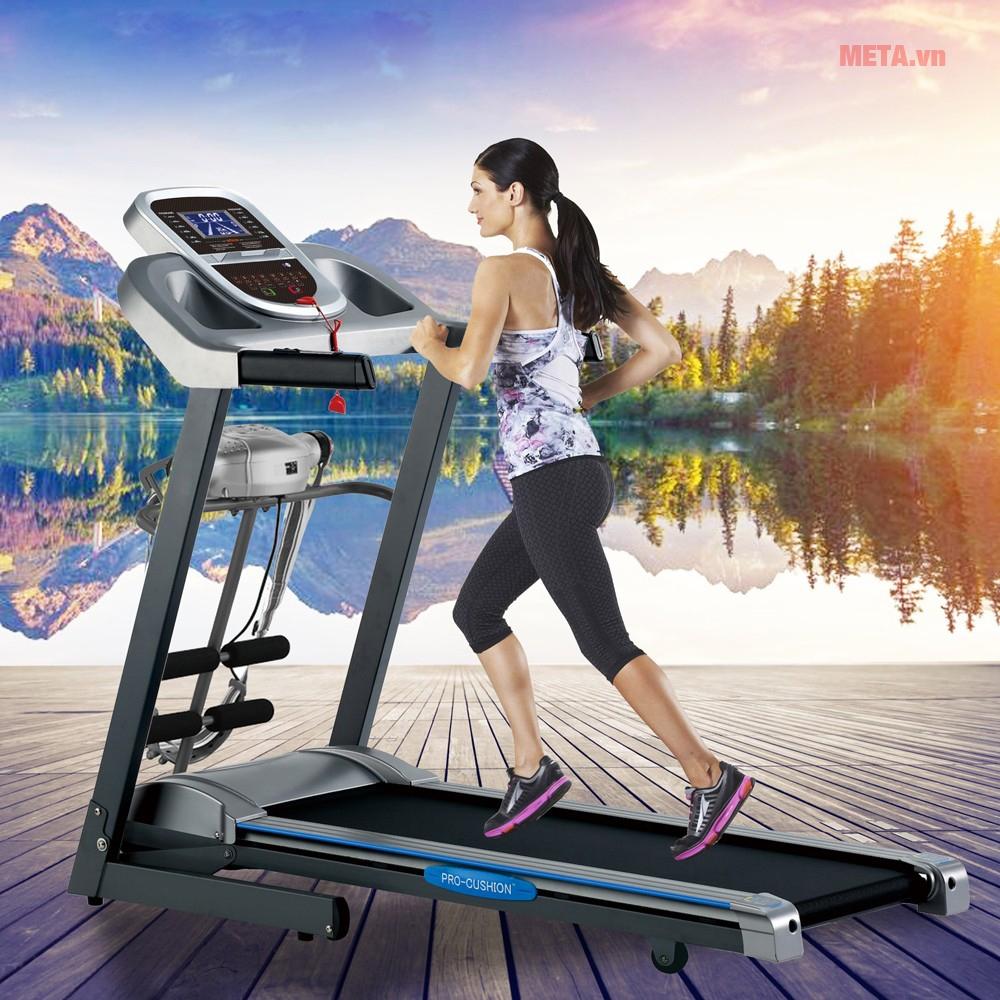 Máy chạy bộ tại nhà